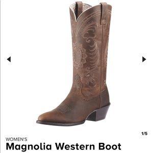 Arait Magnolia Western Boots